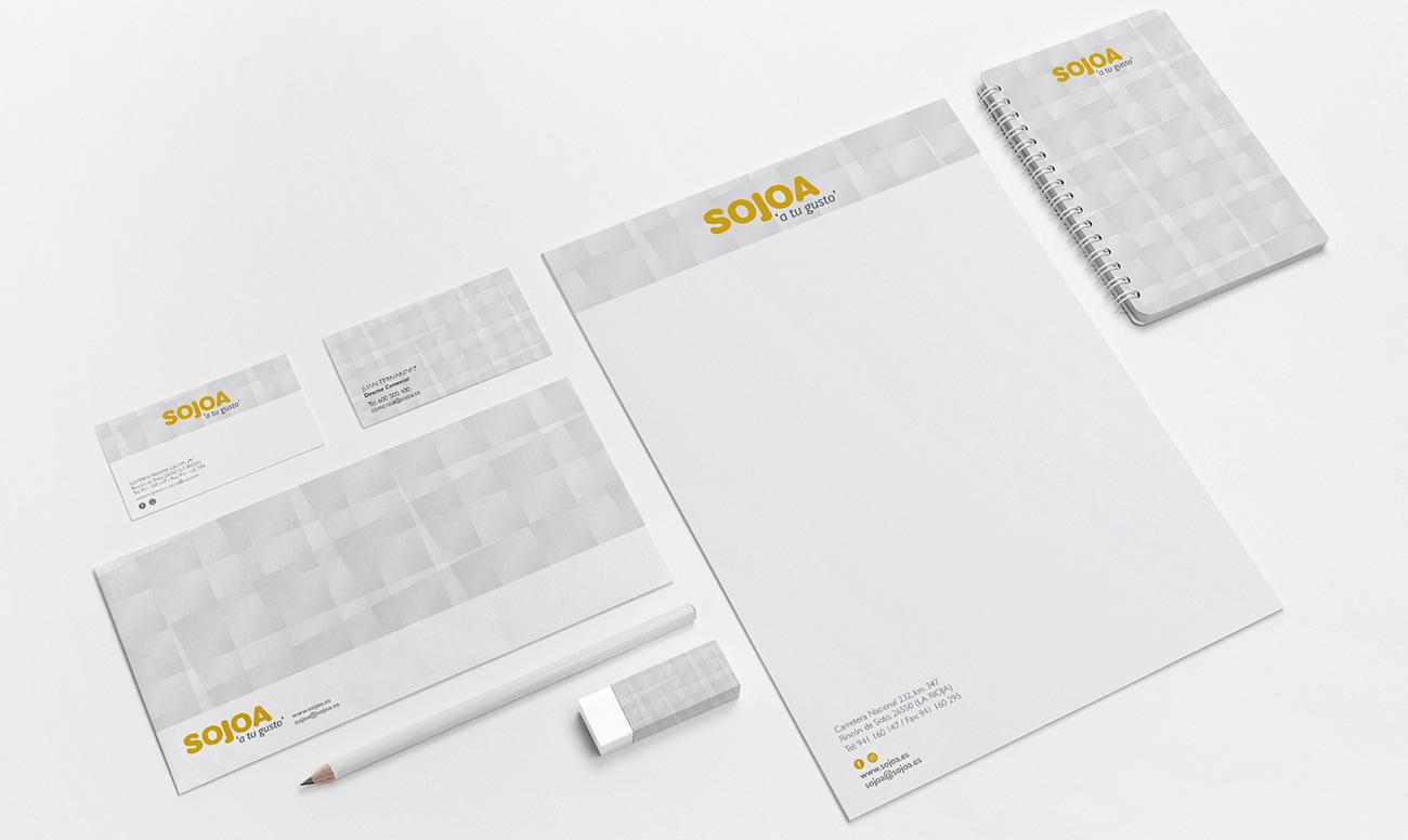 Sojoa Branding